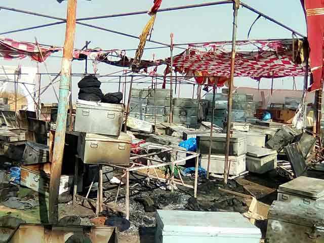 Padmavati Set In Kolhapur Attacked And Set On Fire, Bhansali Is Safe