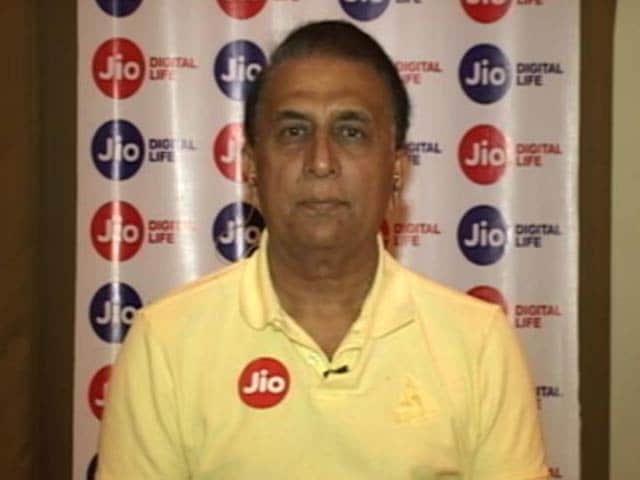 Video : DRS Issue Was Played up by The Media: Sunil Gavaskar