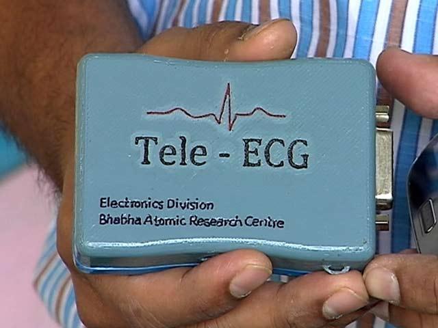 Videos : सिर्फ 4,000 रुपये की ECG मशीन, भाभा एटॉमिक रिसर्च सेंटर के वैज्ञानिकों की बड़ी उपलब्धि