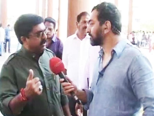Video : Made Defence Minister Resign, Won't Betray Him: BJP Ally Vijai Sardesai