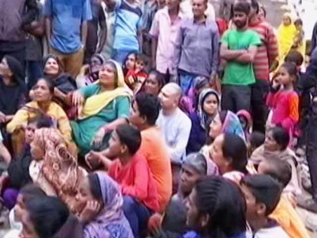 Video : Delhi's Kathputli Colony Redevelopment In Limbo?