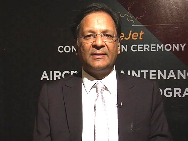 Video : SpiceJet's Ajay Singh On AME Apprenticeship Programme