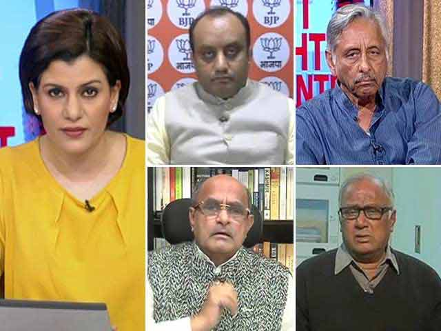 Video : BJP Sets Tone For 2019: Who Will Take On PM Modi?
