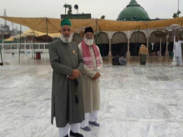 Video : Head Of Delhi's Nizamuddin Dargah, Another Cleric Go Missing In Pak