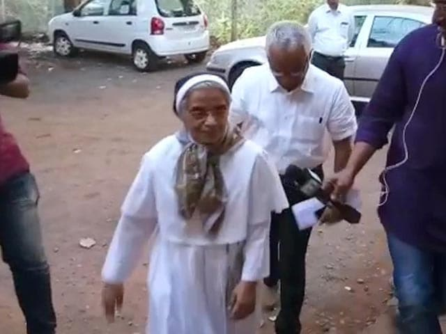 Video : Kerala Priest, Nuns, Accused Of Shielding Alleged Rapist, Surrender