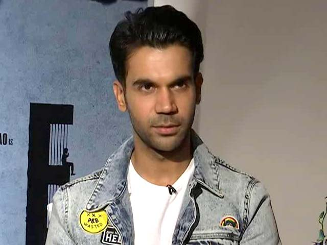 Rajkummar Rao Survived On Carrot And Coffee For Trapped. Here's Why