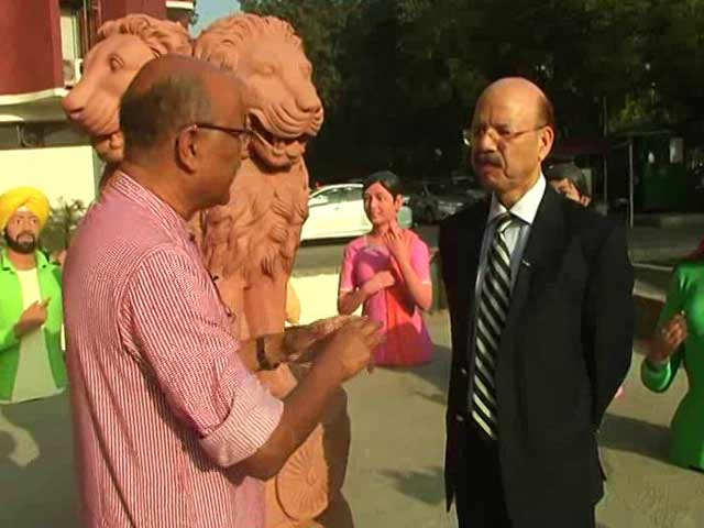 Video : 'EVMs More Trustworthy Than One's Spouse'