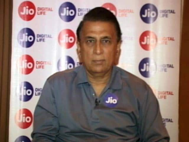 Video : Virat Kohli Should Bat Only If Needed: Sunil Gavaskar