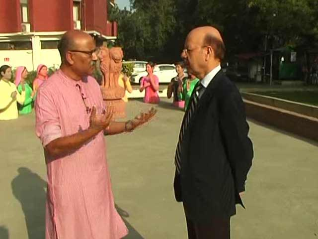 Video : Walk The Talk With Chief Election Commissioner S Nasim Zaidi