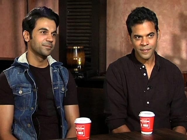 Was Excited To Work with Vikramaditya Motwane: Rajkummar Rao