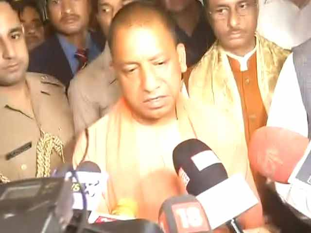Video : 'Will Take UP Forward With PM's Development Motto,' Says Yogi Adityanath