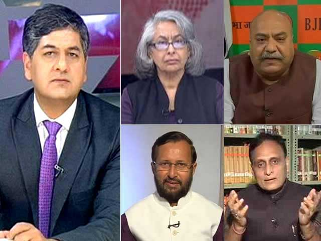 Video : BJP's Path To 2019: Development Or Polarisation?