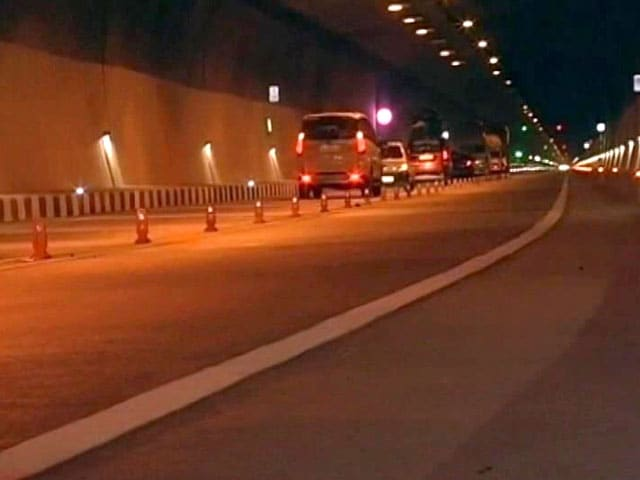 Video : India's Longest Road Tunnel To Be Open To Traffic Soon