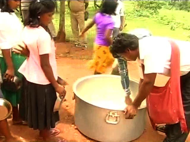 Video : Meals For Children Go Missing In Remote Jharkhand Village