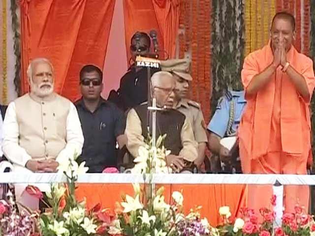 Videos : इंडिया 9 बजे : यूपी के 21वें मुख्यमंत्री बने योगी आदित्यनाथ
