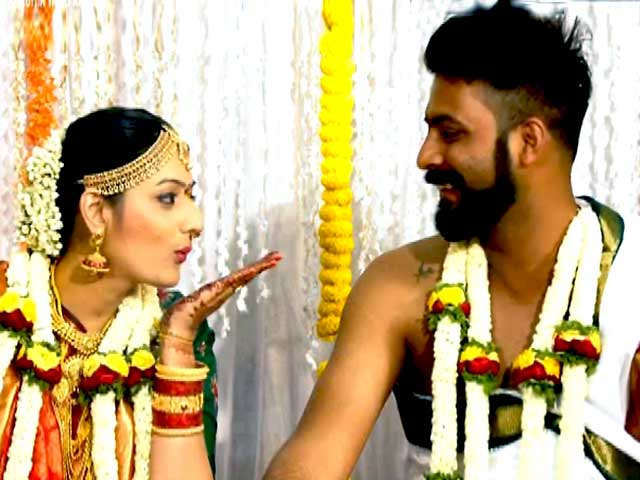 Video : A Filmy Love Story Turns Into a Beautiful Wedding On Yarri Dostii Shaadi