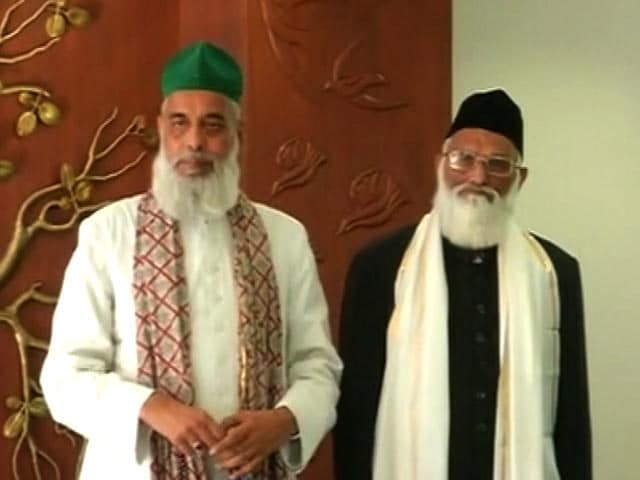Video : 2 Indian Clerics Who Went Missing In Pakistan Return Home