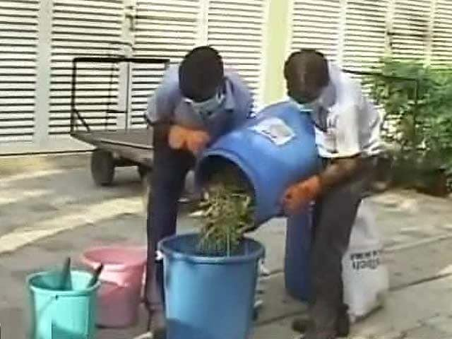 Video : Chennai Residents Aim For A Garbage Free Locality