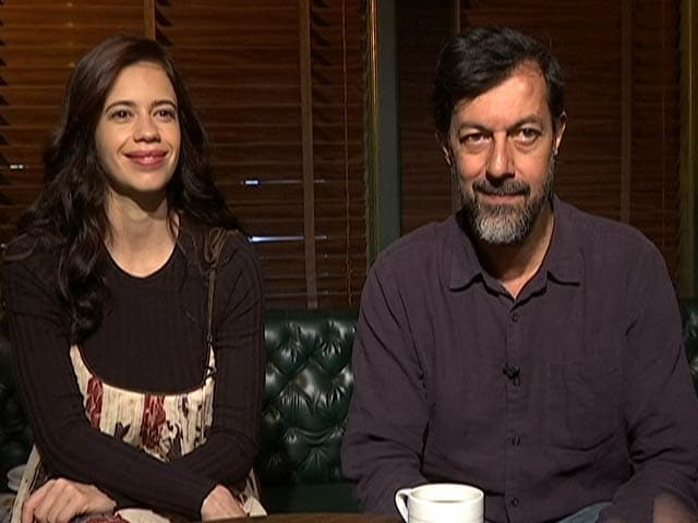 Kalki Koechlin, Rajat Kapoor Say Mantra's Script Forced Them Do The Film