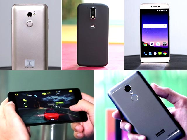 Best Smartphones You Can Buy for Around Rs. 10,000