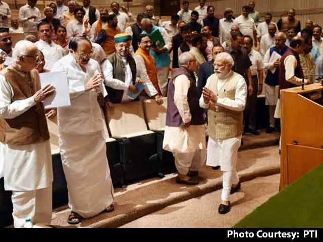 Video : Can Call You Any Time, PM Warns BJP Lawmakers Over Parliament Attendance