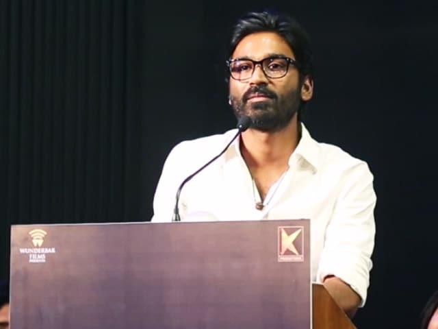 Video : ராஜ்கிரண் பவர்பாண்டியின் ஆசிர்வாதம் - தனுஷ்