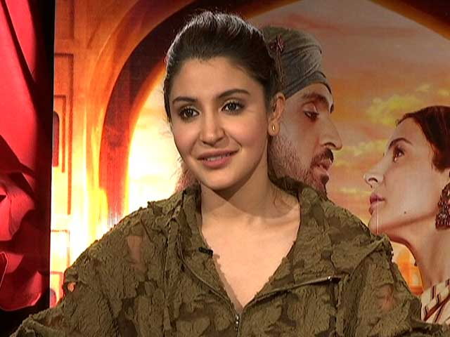 Anushka Sharma Reveals How #ShashiWasThere Began