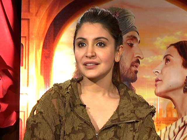 Video : Anushka Sharma Has A Spooky Plan For Diljit Dosanjh