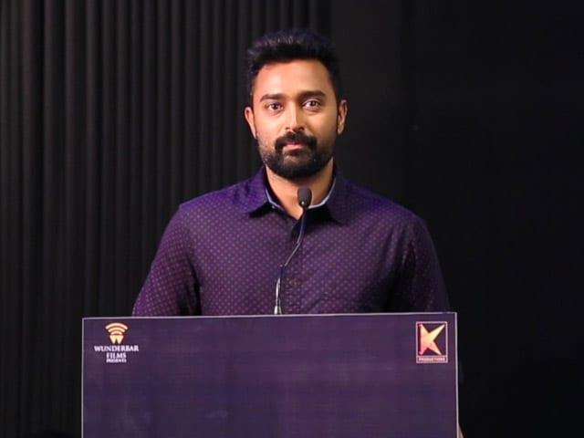 Video : தனுஷ பார்த்தா பொறாமையா இருக்கு - பிரசன்னா
