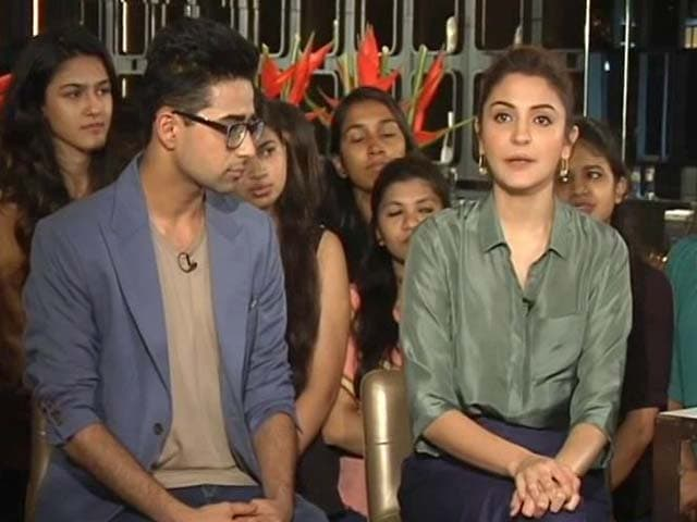 Video : Anushka Sharma Says <i>Sultan</i> Was Very Challenging For Her