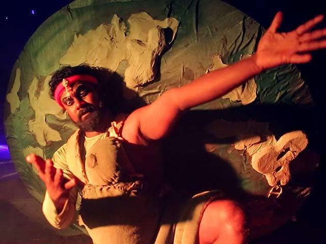 Video : Talatum - An Adaption Of Shakespeare's The Tempest