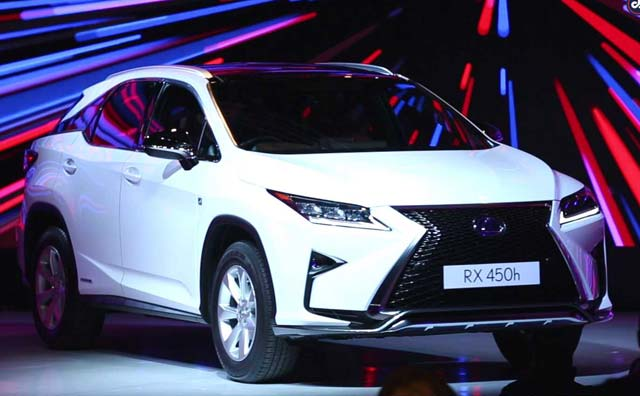 Video : Lexus India Launch: RX 450h, ES 300h And LX 450d