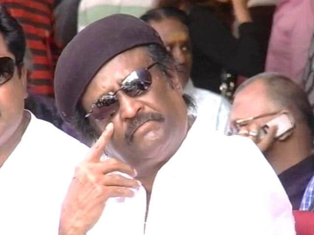 Video : Don't Go To Sri Lanka And Anger Tamils, Superstar Rajinikanth Is Told