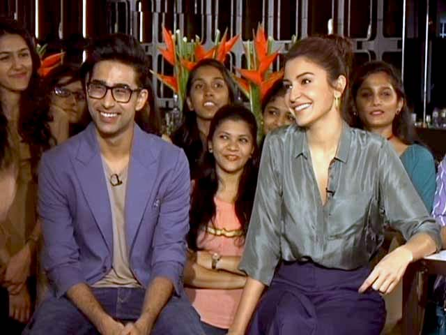 Video : Anushka Sharma Says Her Film <i>Phillauri</i> Is A Family Entertainer