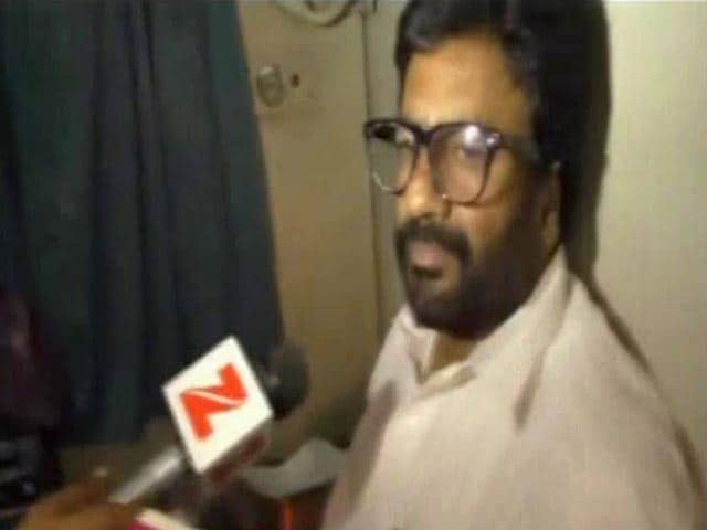 Shiv Sena MP, Banned From Flying, Takes Train To Mumbai
