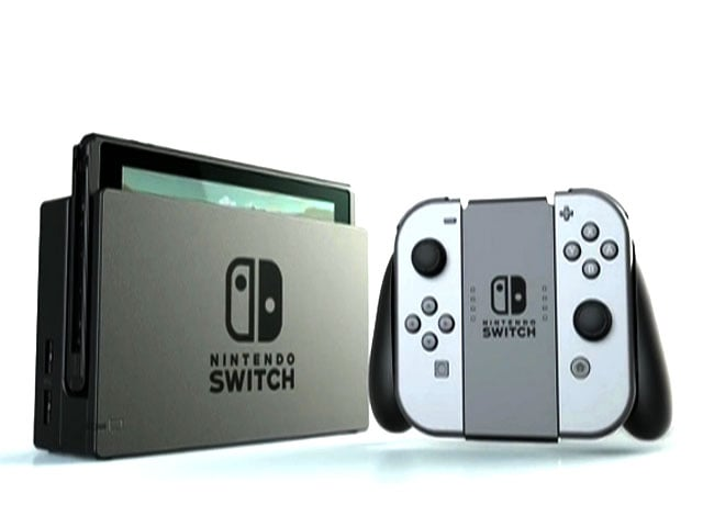 Nintendo Switch on Gadget Guru
