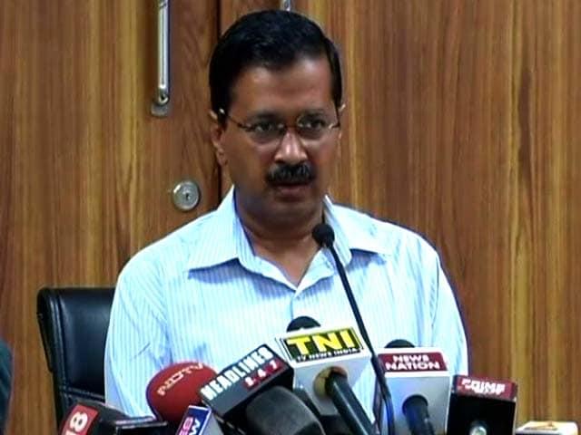 Video : Ahead Of MCD Polls, Arvind Kejriwal Promises To Abolish Residential House Tax