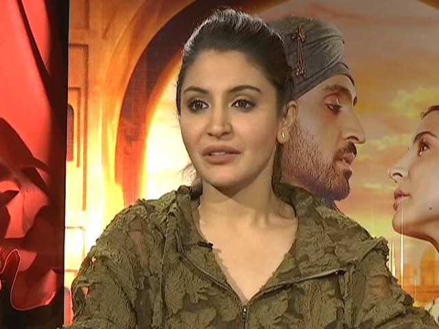 Anushka Sharma Says She Will Always Focus On The Content Of The Films