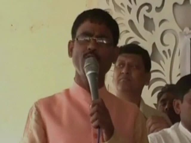 Video : 'Will Break Limbs Of Cow Killers': Legislator Accused In Muzaffarnagar Case