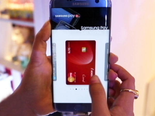 Payment in a Snap