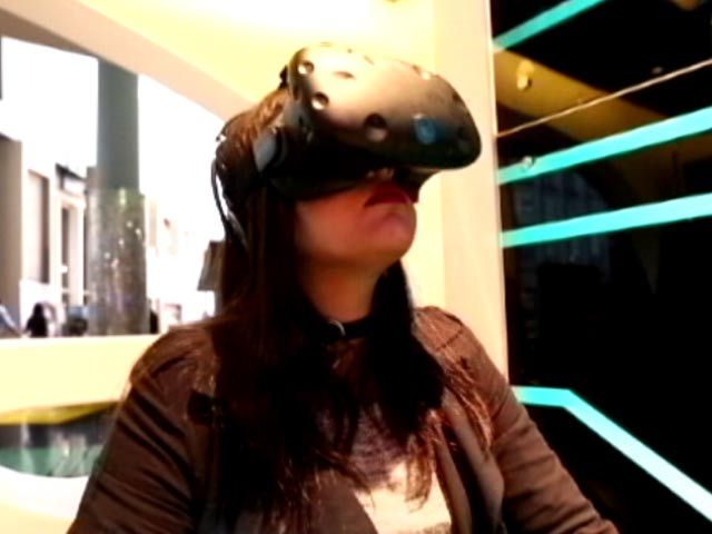 Video : The HP-P(VR) World
