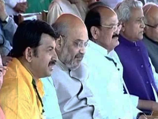 Videos : गुड ईवनिंग इंडिया : एमसीडी चुनाव में प्रचार करने उतरेंगे बीजेपी के महारथी