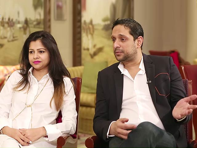 Video : Mojarto Conversation With Rajeeb And Nadia Samdani