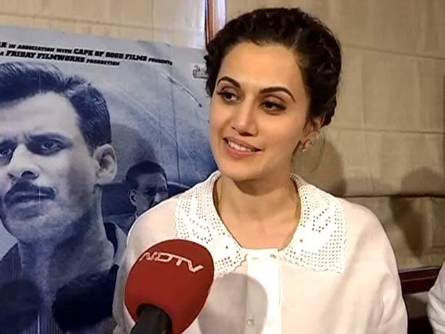 Videos : फिल्म 'नाम शबाना' की टीम से खास मुलाकात