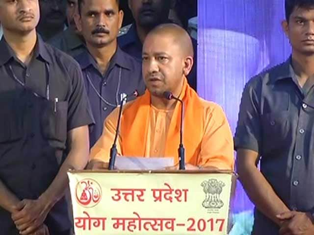Namaz Similar To Surya Namaskar, Says UP Chief Minister Yogi Adityanath