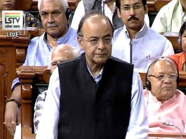 BMW, Chappal Can't Have Same GST Rate, Says Arun Jaitley