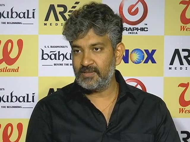 Video : SS Rajamouli Confirms <i>Baahubali</i> TV Series