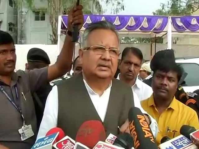 Video : 'Will Hang Those Who Kill Cows,' Says Chhattisgarh Chief Minister Raman Singh