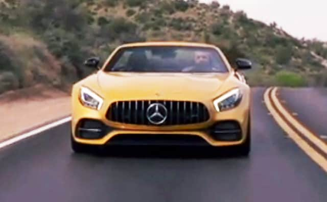 Video : Mercedes-AMG GT C Roadster, Ferrari GTC4 Lusso T and Bharat Stage 3 Vehicles Ban