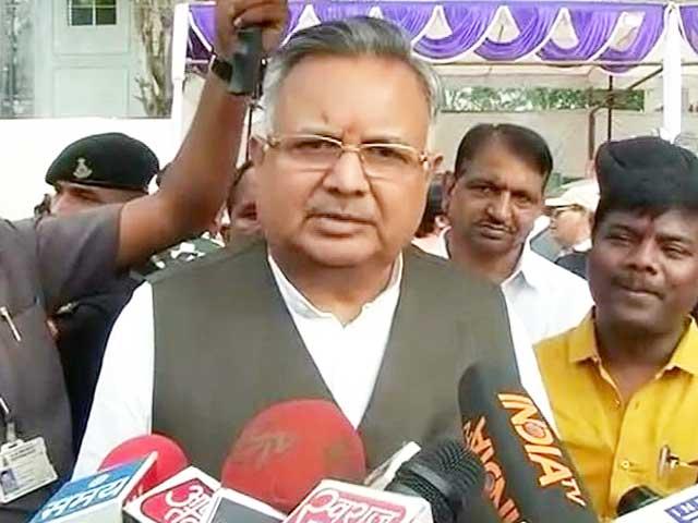 Videos : गोहत्यारे को फांसी पर लटका देंगे : मुख्यमंत्री रमन सिंह
